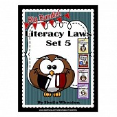 Literacy Laws Bundle - Set 5: Common Core Reading & Writing Tools