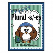 Plural Endings -s and -es: A Common Core Literacy Law