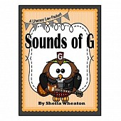 Sounds of G-When is it /j/?  A Common Core Literacy Law