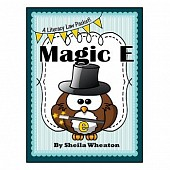 Magic E: Silent e at the Ends of Words:  A Common Core Literacy Law