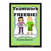 Teamwork Songs FREEBIE!