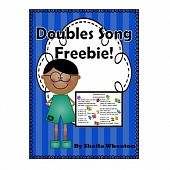 Doubles Facts Song FREEBIE!