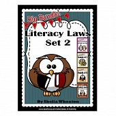 Literacy Laws Bundle - Set 2:  Common Core Reading & Writing Tools