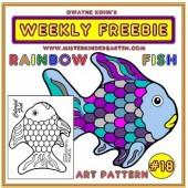 WEEKLY FREEBIE #18: Rainbow Fish