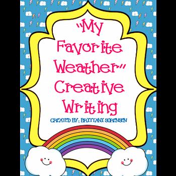 my first take on creative writing