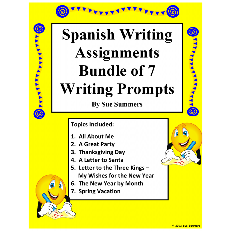 personal essay writing assignments Why third-person writing is important personal narrative essays are designed to tell the reader essays are not the only types of writing assignments you're.