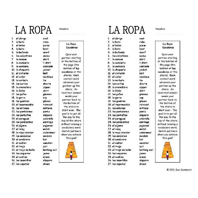 Spanish Adjectives Related Keywords - Spanish Adjectives ...