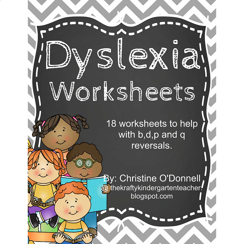 Worksheets Help with bdp and q reversals – Dyslexia Worksheets