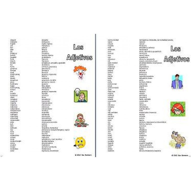 Adjectives of People Packet - Vocabulary, Practice, Skit, Game Cards