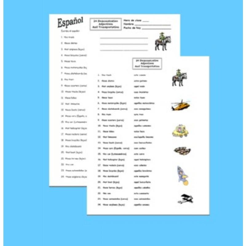 ... original 326851 1 93 : Demonstrative Adjectives Worksheets For Grade 5