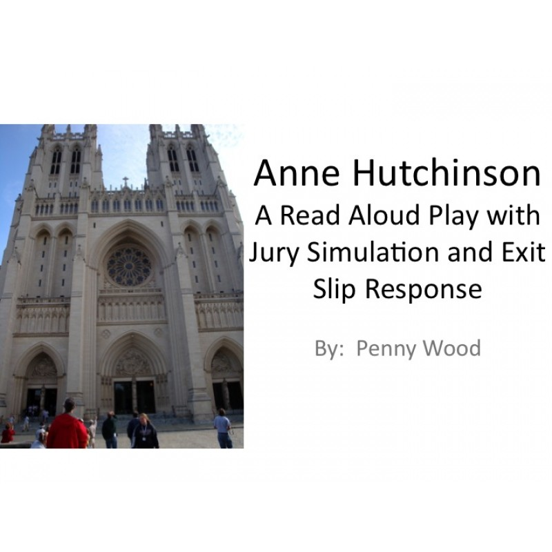 slide    jpganne hutchinson trial play and evaluation essay