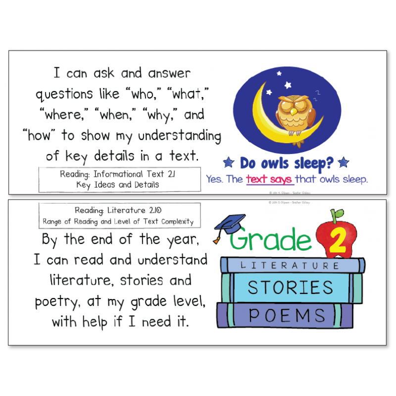 2nd grade common core language worksheets