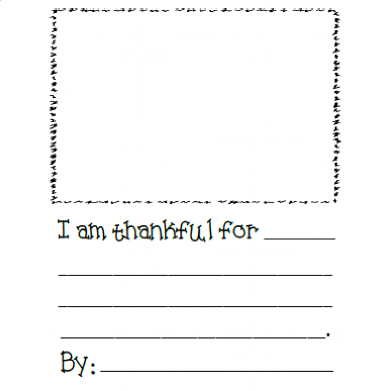 Writing prompts about the first Thanksgiving